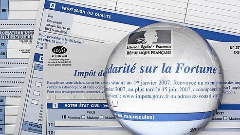 Fonds EUROS DIVERSIFIES : Attention ces contrats ne sont pas exonérés d'ISF.