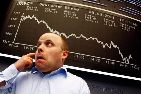 Alerte : Wall Street en chute de -4.60% à la clôture …