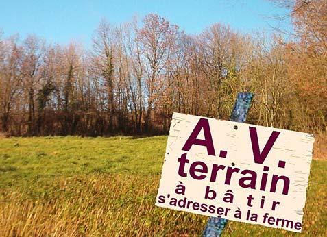 Le prix des terres agricoles région par région…