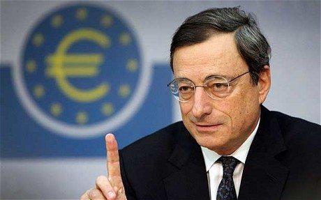 La BCE contrôle le niveau des taux d'intérêt long terme et la valeur des actifs