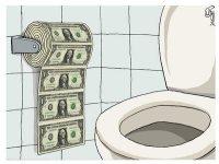 L'illusion monétaire : Il suffit d'imprimer de l'argent et de le distribuer gratuitement pour créer de la valeur