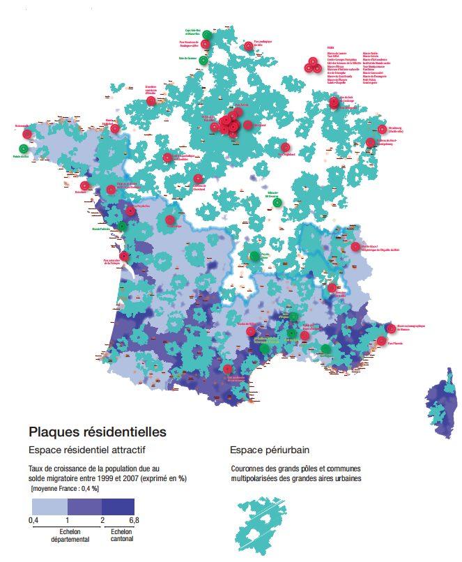 solde migratoire en France