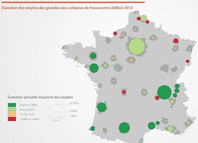 evolution-des-emploi-en-aires-urbaines-2013