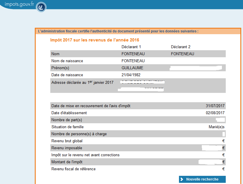 Dossier Locataire Comment Verifier L Authenticite Des Documents