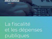 Le grand débat fiscal : Réfléchissons ensemble sur la fiscalité et la dépense publique