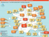Les prix de l'immobilier toujours plus élevés ! La carte de France des prix à Juin 2019